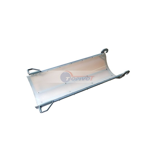plastic extension chute